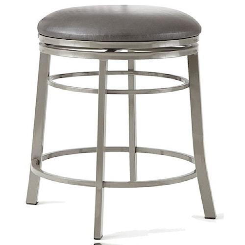 Steve Silver Milo 360? Swivel Counter Chair