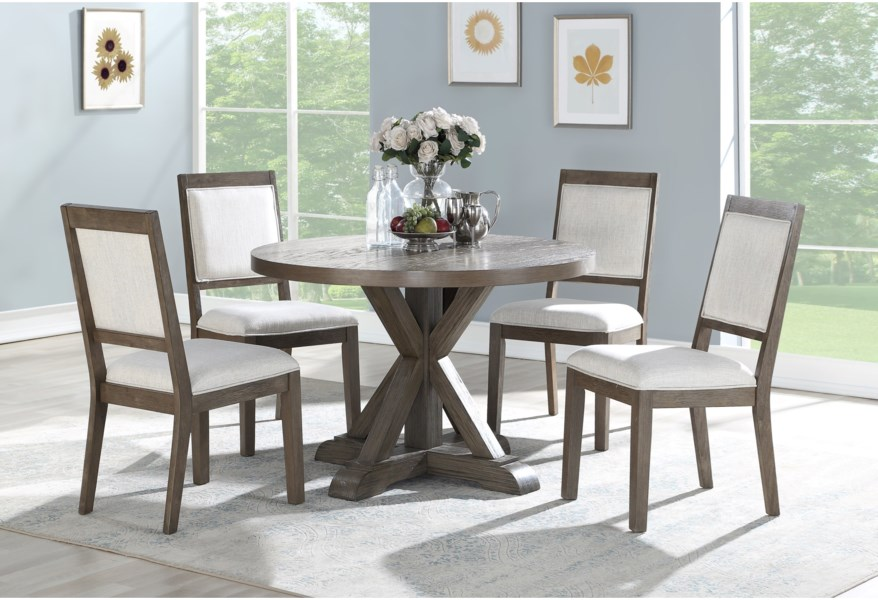 Molly 5 Piece Table and Chair Set