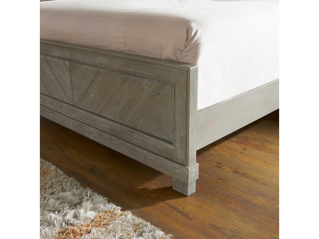 Steve Silver MontanaQueen Panel Bed