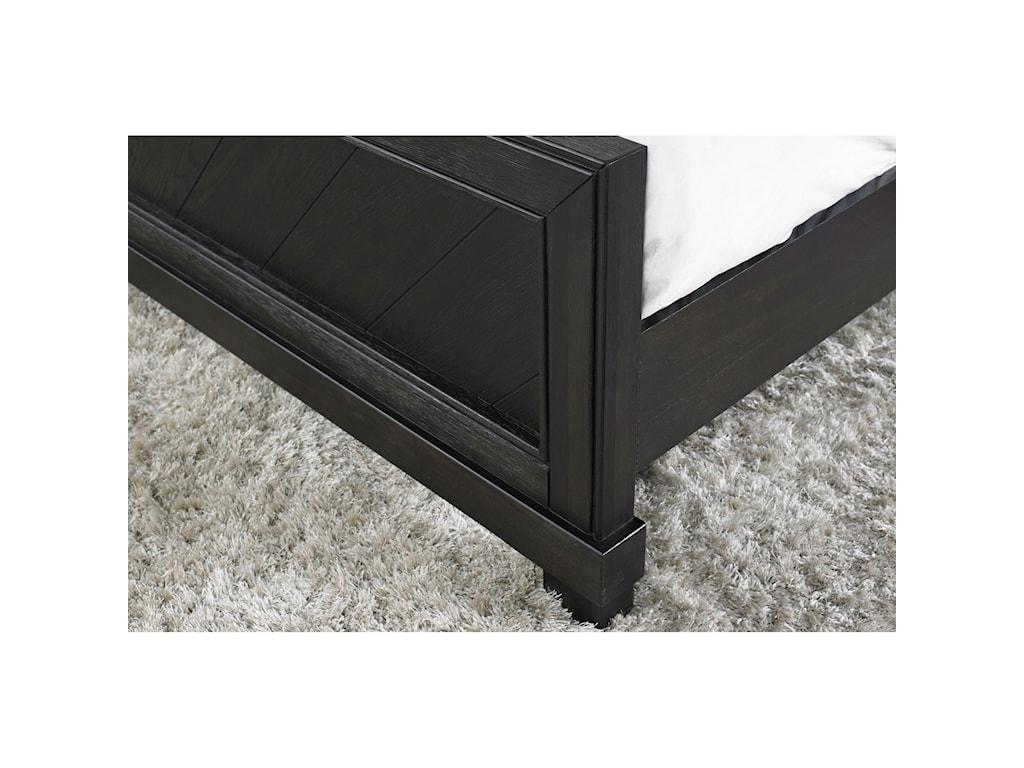 Steve Silver MontanaQueen Panel Bed