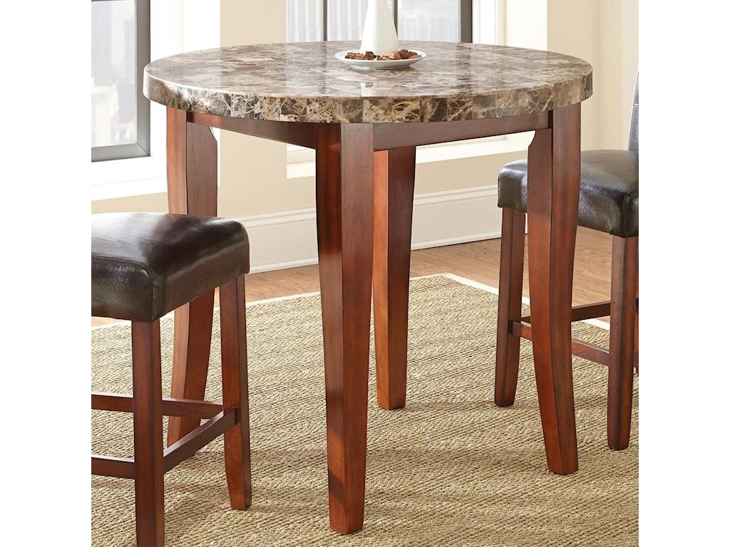 Steve Silver MontibelloRound Counter Table