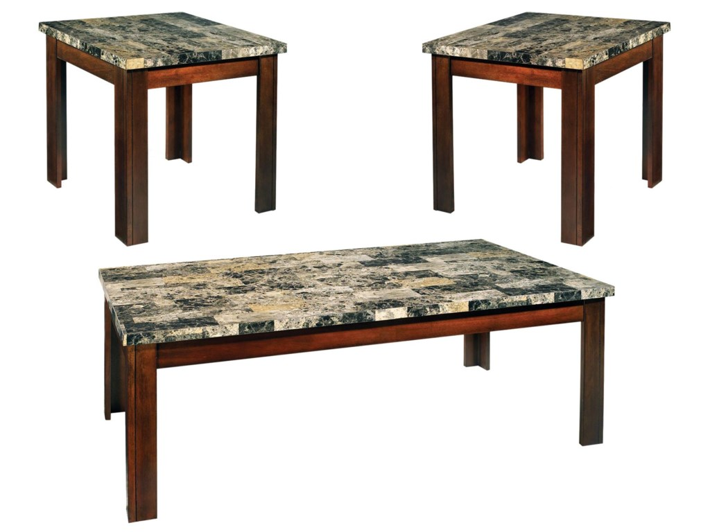 Steve Silver Montibello3-Pack Occasional Table Set