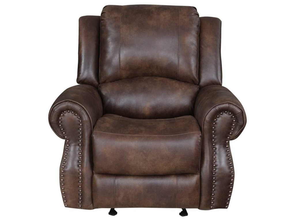 Steve Silver NavarroManual Recliner Chair