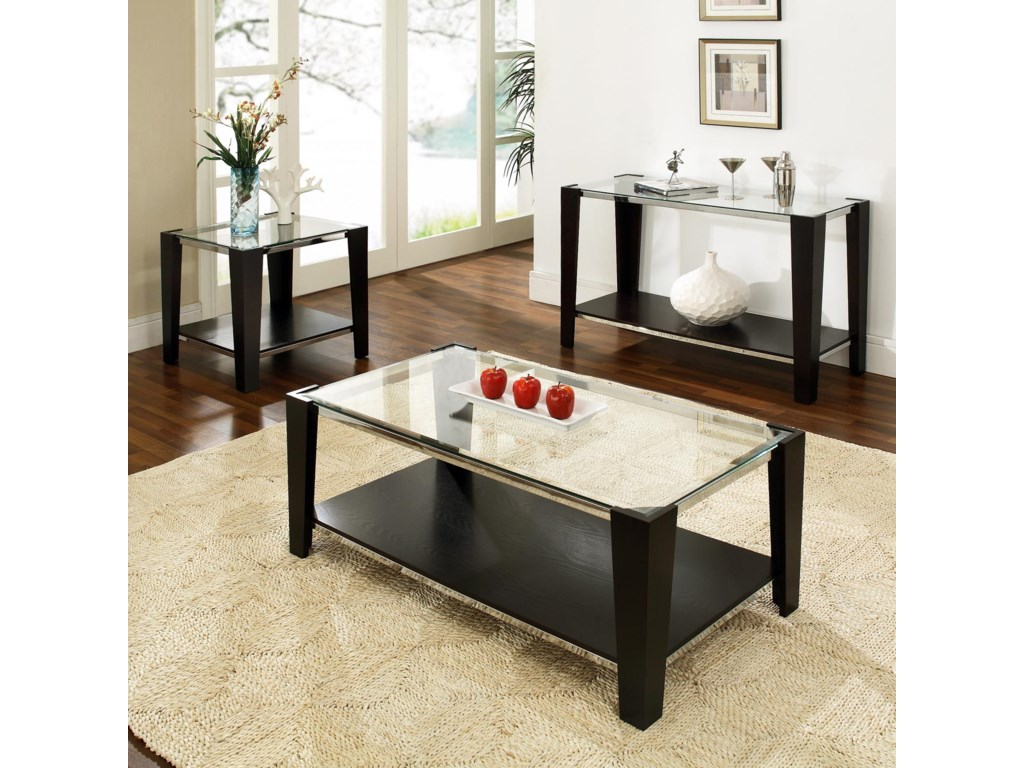 Shown with Cocktail Table and End Table