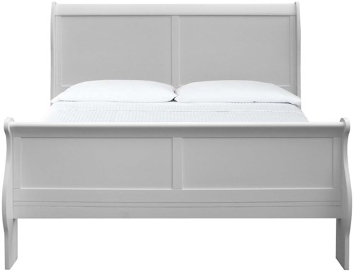 Steve Silver Orleans SS Queen Panel Bed