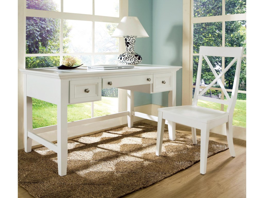 Shown with Coordinating Writing Desk