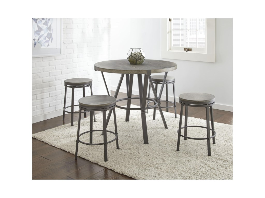 Morris Home PortlandCounter Stool
