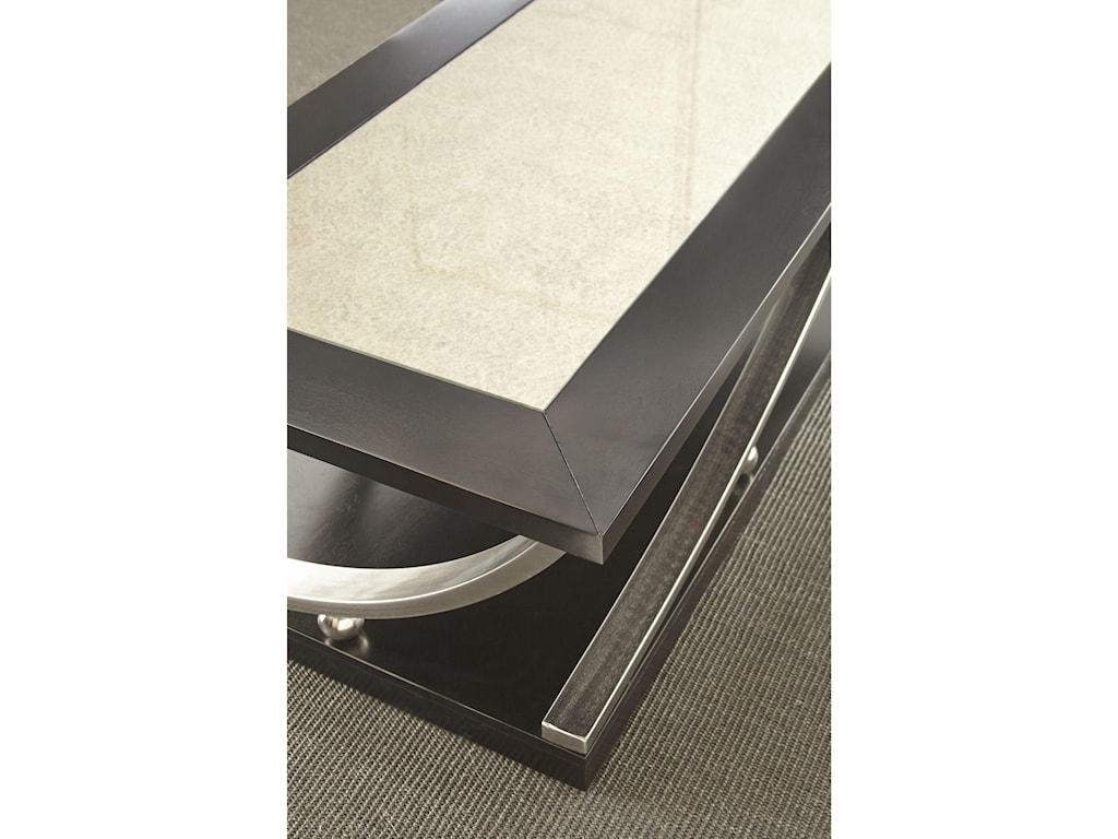 Steve Silver RamseyCocktail Table with Hidden Caster