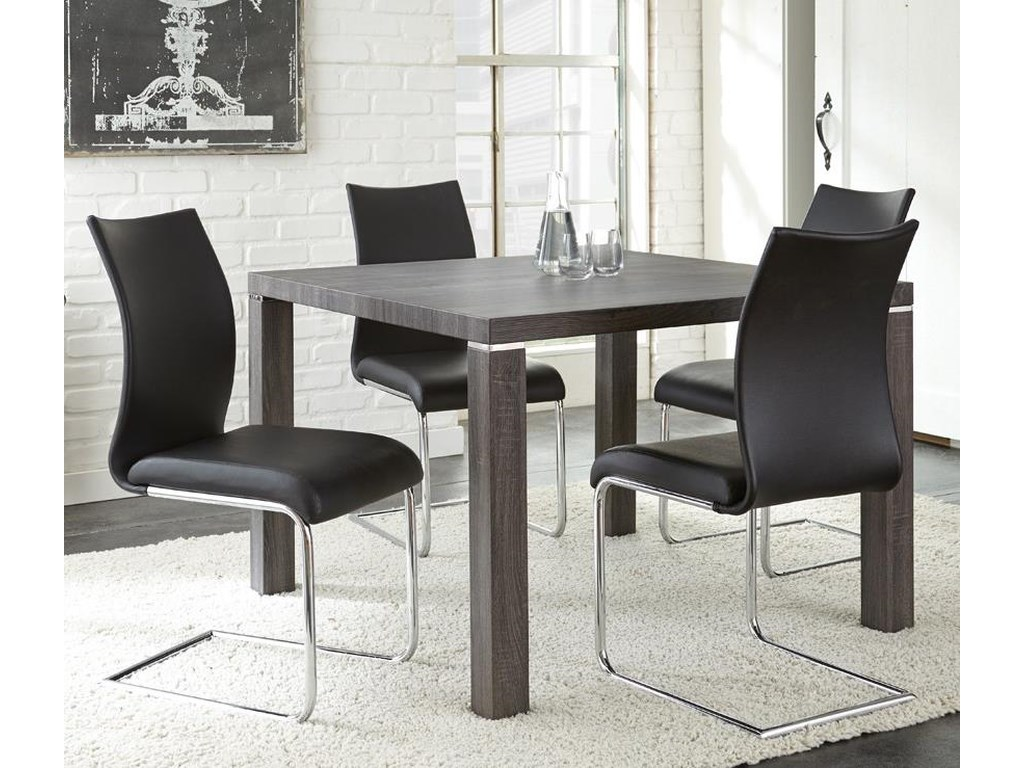 Steve Silver Randall5 Piece Kitchen Table and Chair Set