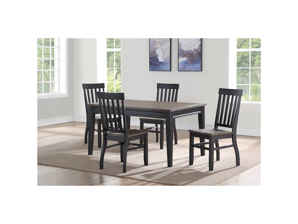 Belfort Essentials RavenDining Table