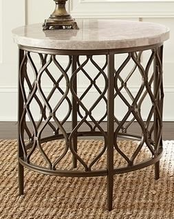 Morris Home RosserRosser End Table