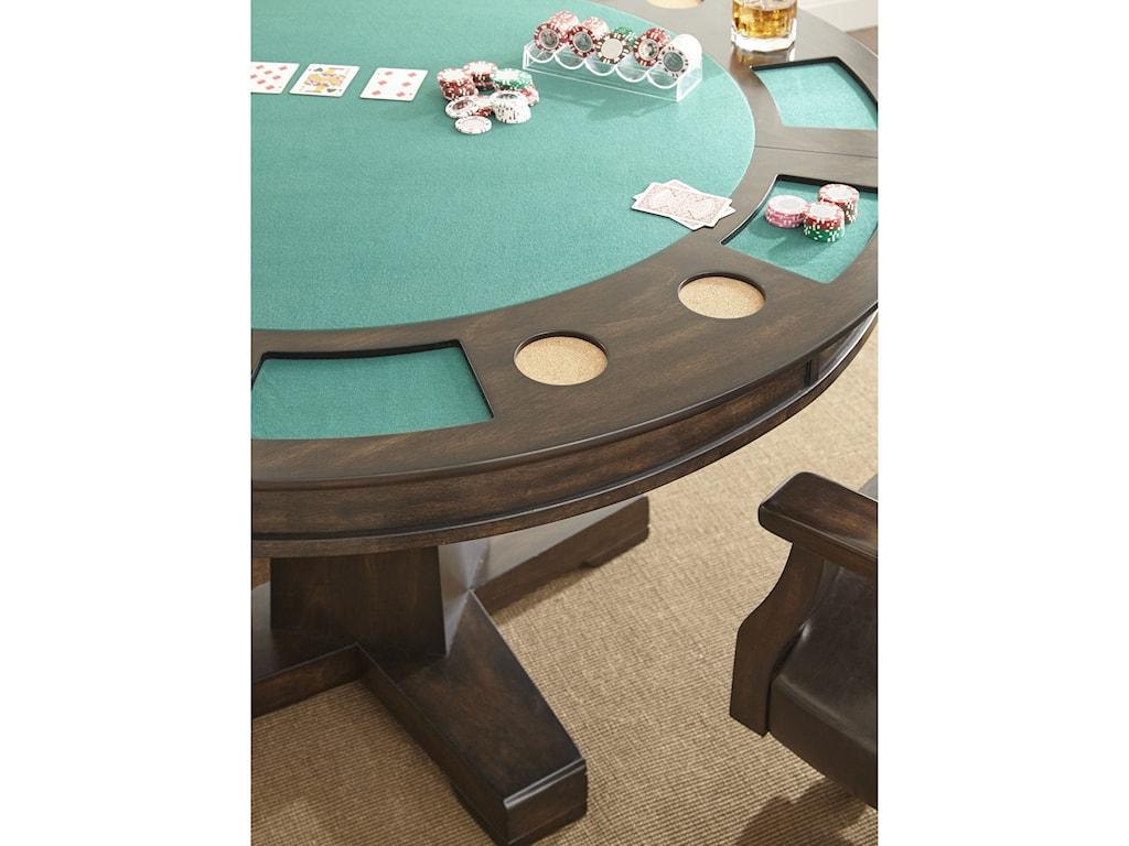 Steve Silver RubyReversible Game Table