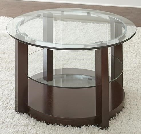 Morris Home SavierSavier Round Cocktail Table