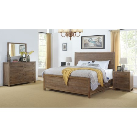 5-Piece Queen Bedroom Set