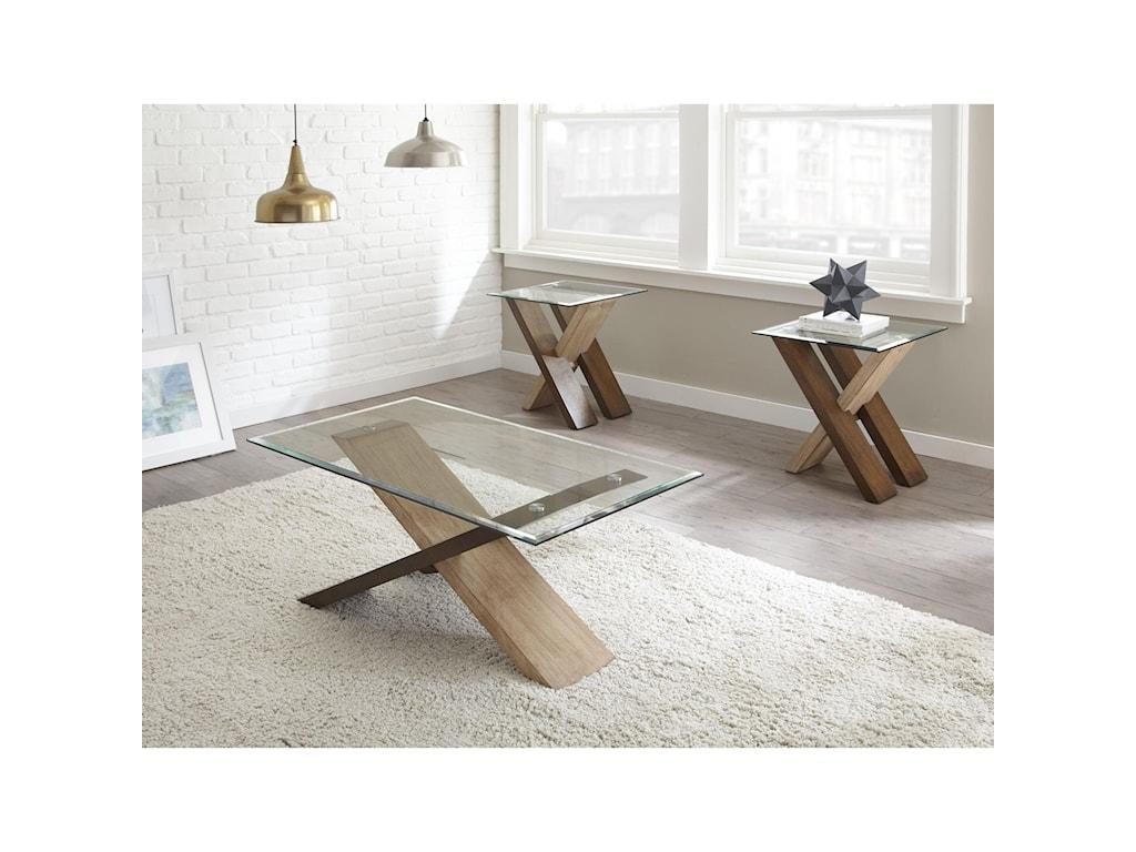 Vendor 3985 TashaCocktail Table