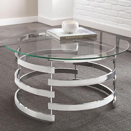 Templar Cocktail Table