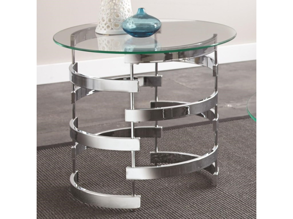 Steve Silver TaysideEnd Table