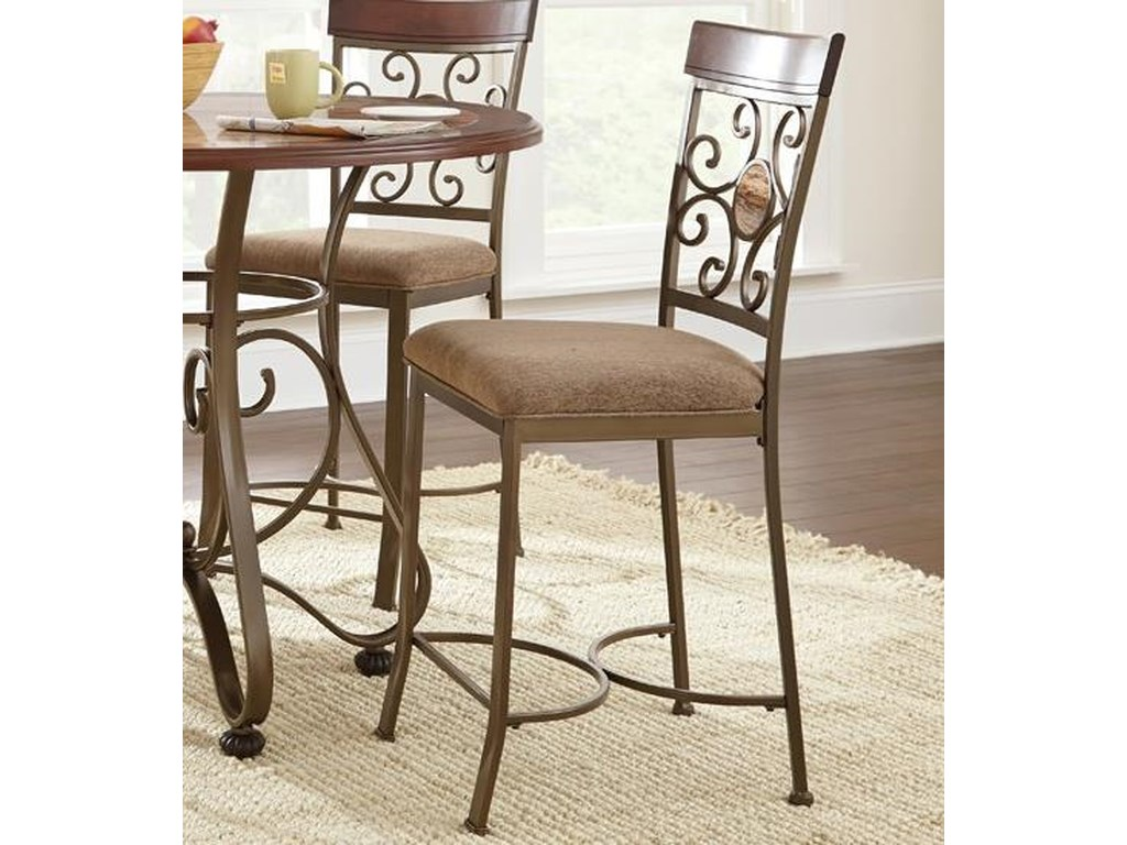 Steve Silver ThompsonCounter Height Chair