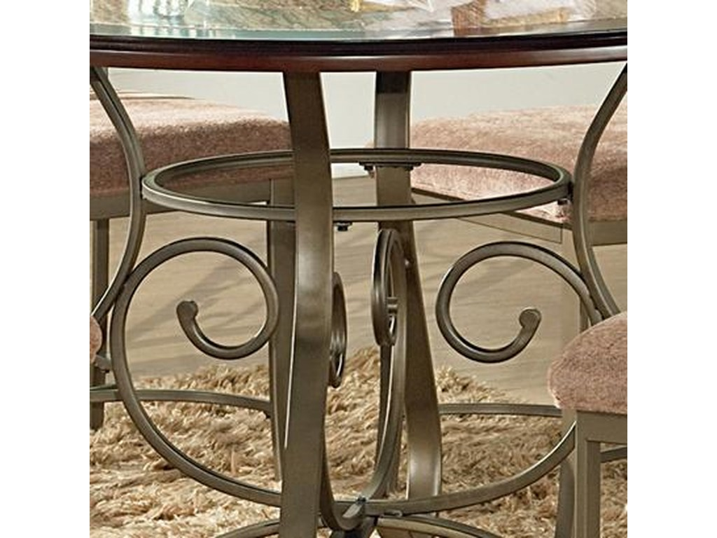 Steve Silver ThompsonThompson Table and Chair Set