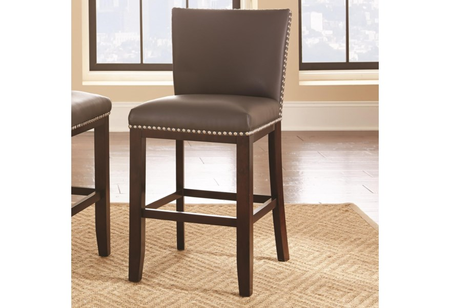 Tiffany Bonded Counter Chair