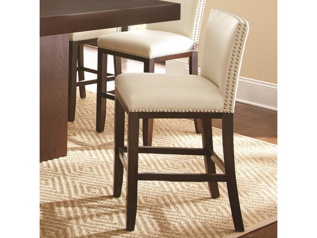 Steve Silver TiffanyBonded Counter Chair