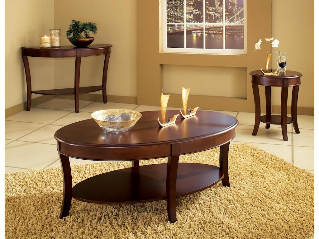 Steve Silver TroyCocktail Table