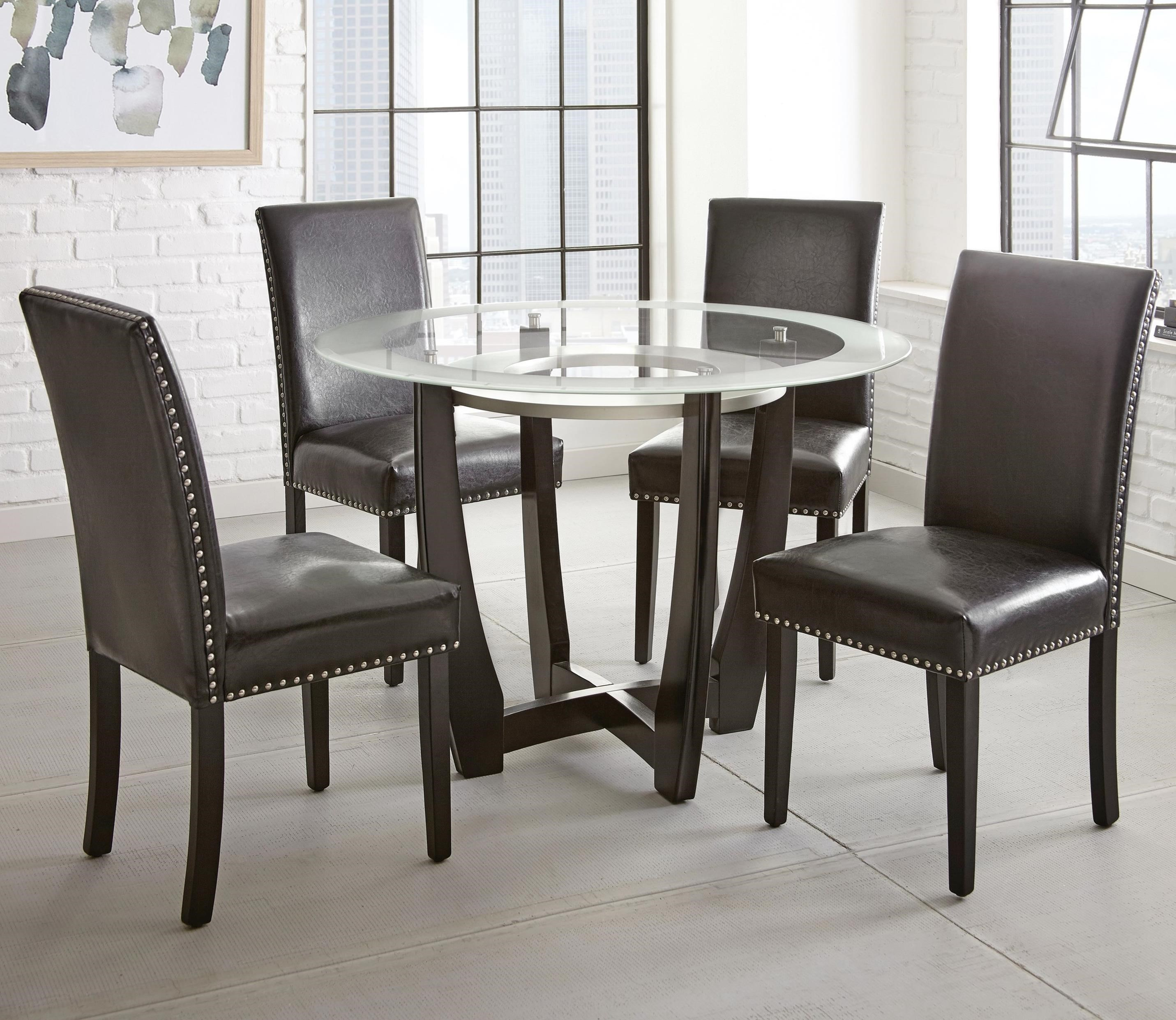 ... Dining Table Set. Steve Silver Verano5pc 45 ...