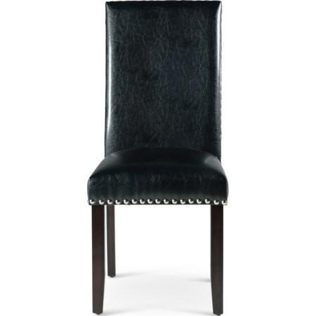 Side Chair w/ Nailhead