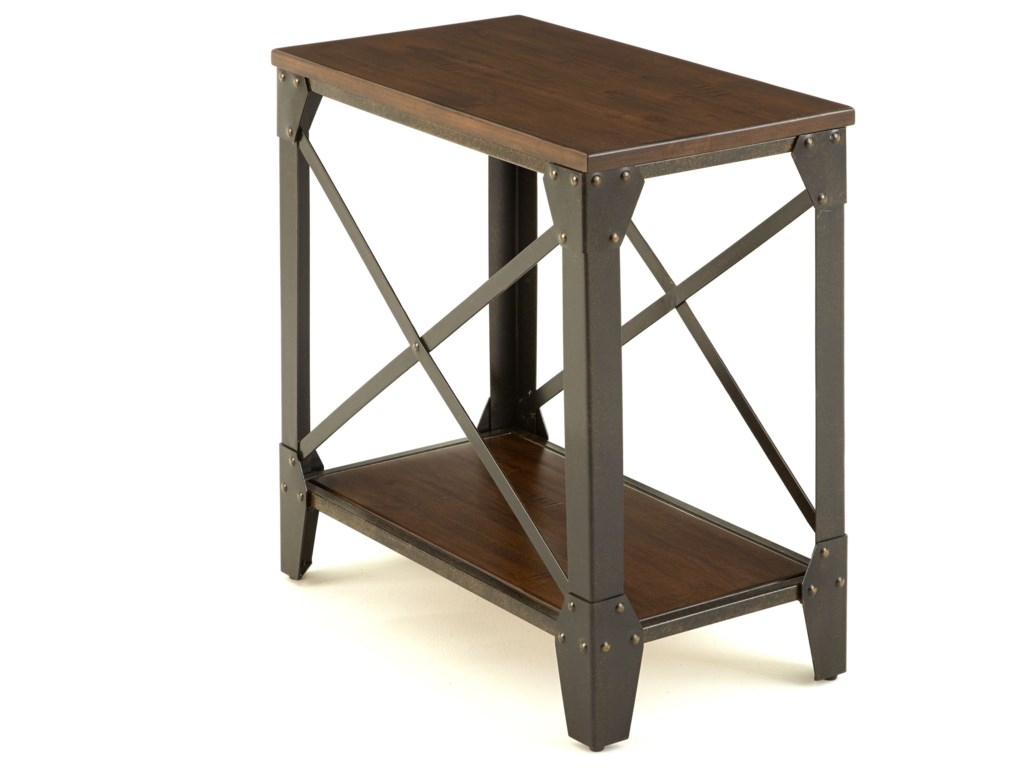 Steve Silver Winston Chairside End Table