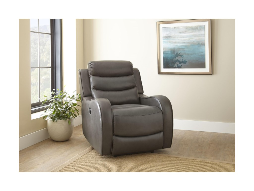 Morris Home WyattPower Recliner Chair