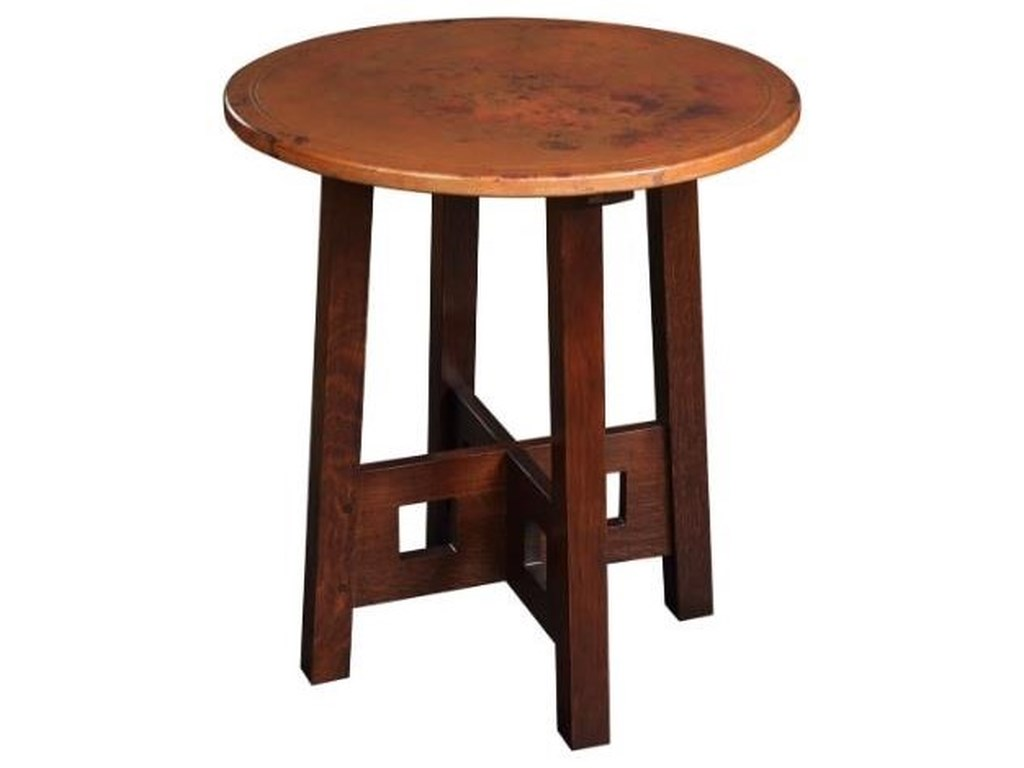 Stickley Oak Mission ClassicsSide Table