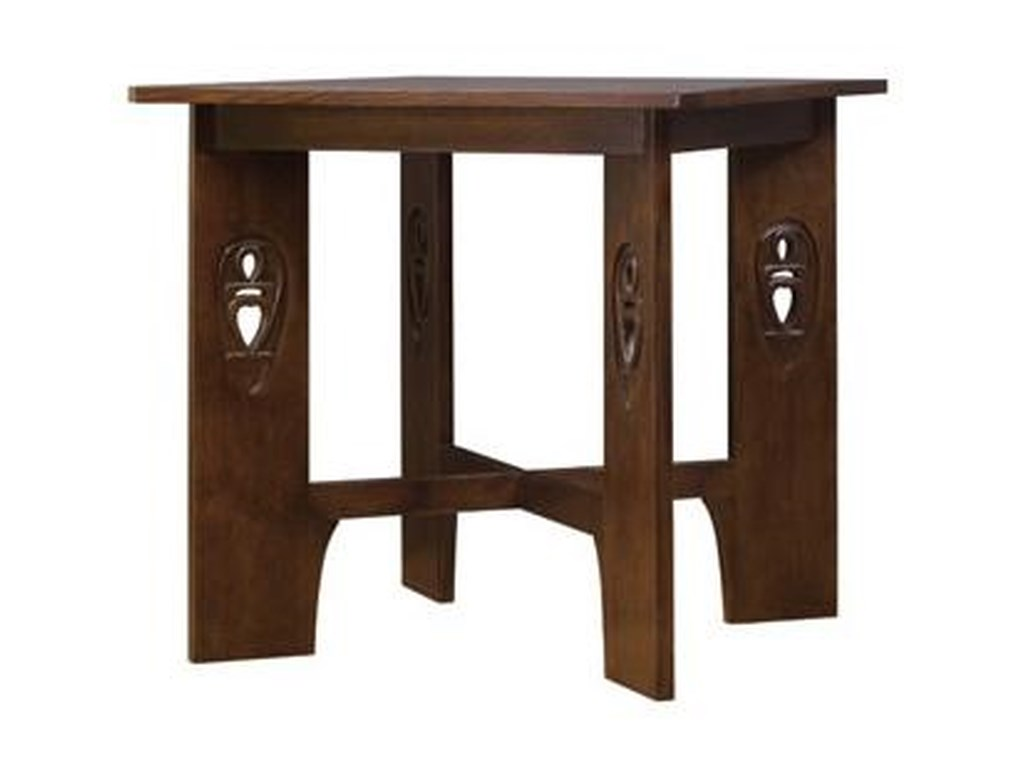Stickley Oak Mission ClassicsAngry Street Bistro Table