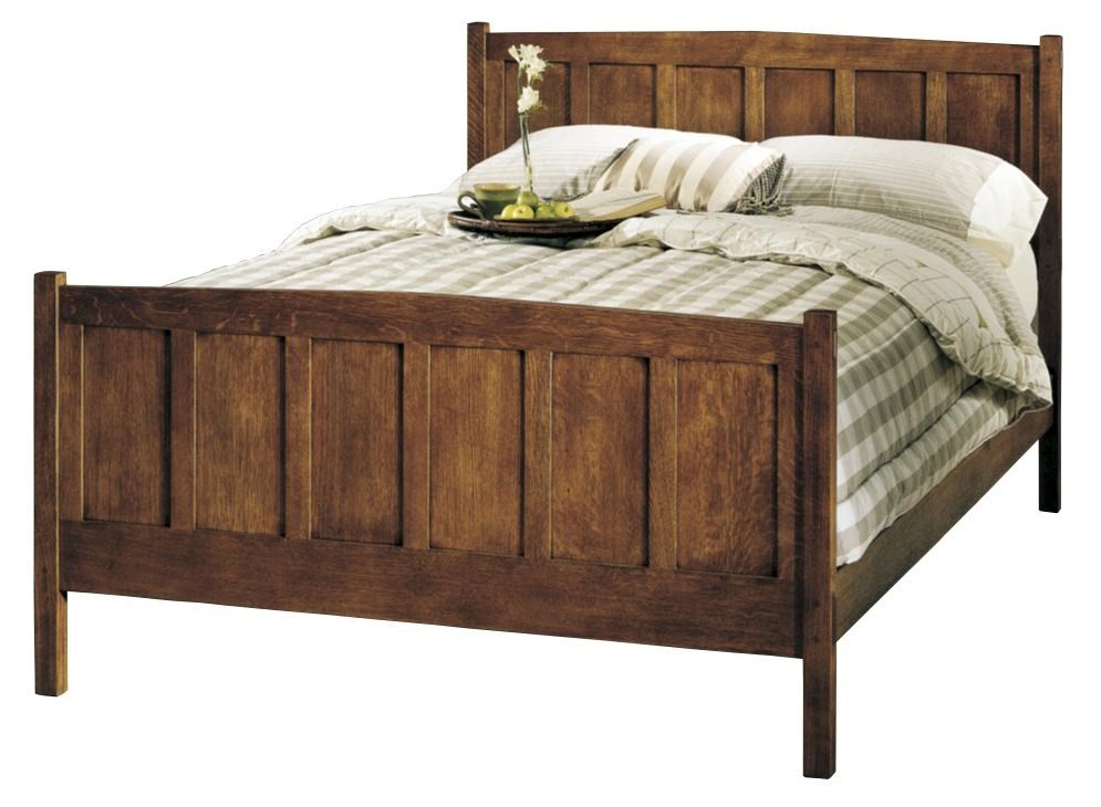 Bedroom Furniture Jacksonville stickley oak mission classics king size mission style panel bed
