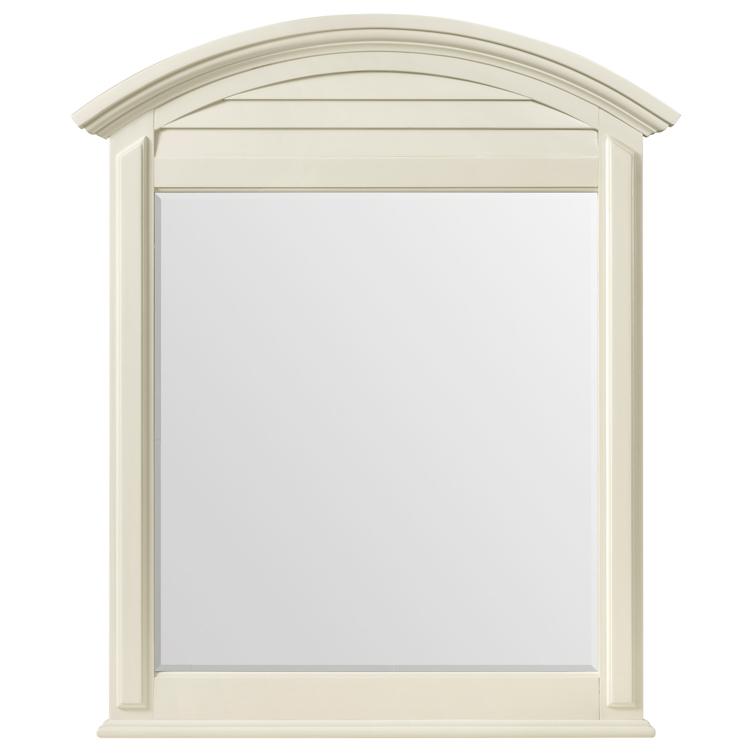 Arched Vertical Mirror