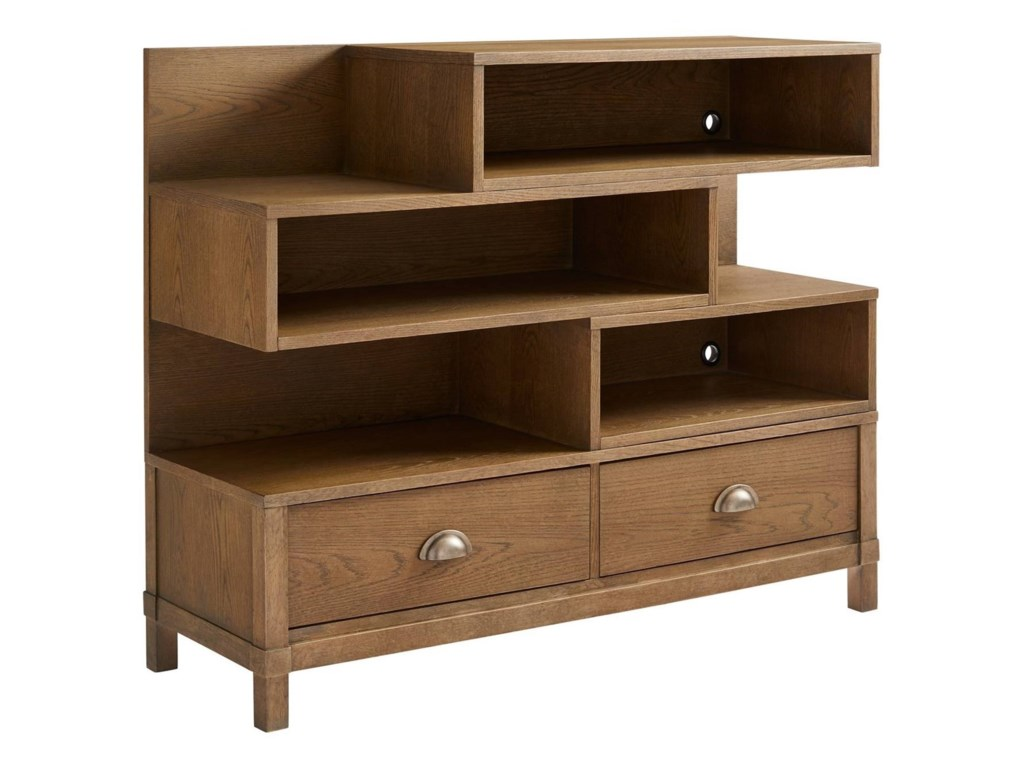 Stone & Leigh Furniture Driftwood ParkLow Bookcase