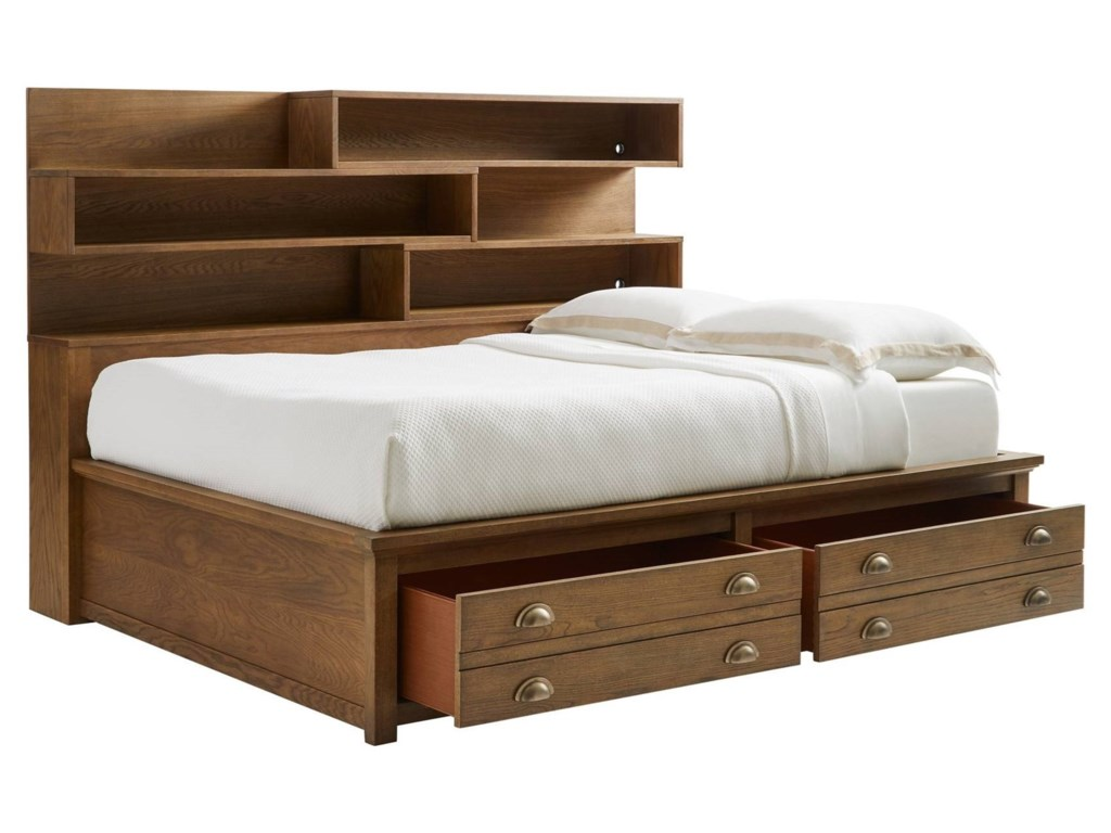 ip furniture maverick walmart bed com driftwood panel progressive bedroom