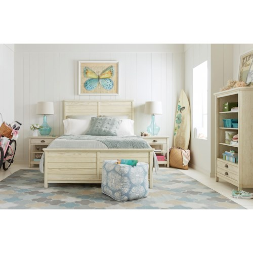 Stone & Leigh Furniture Driftwood Park Twin Bedroom Group