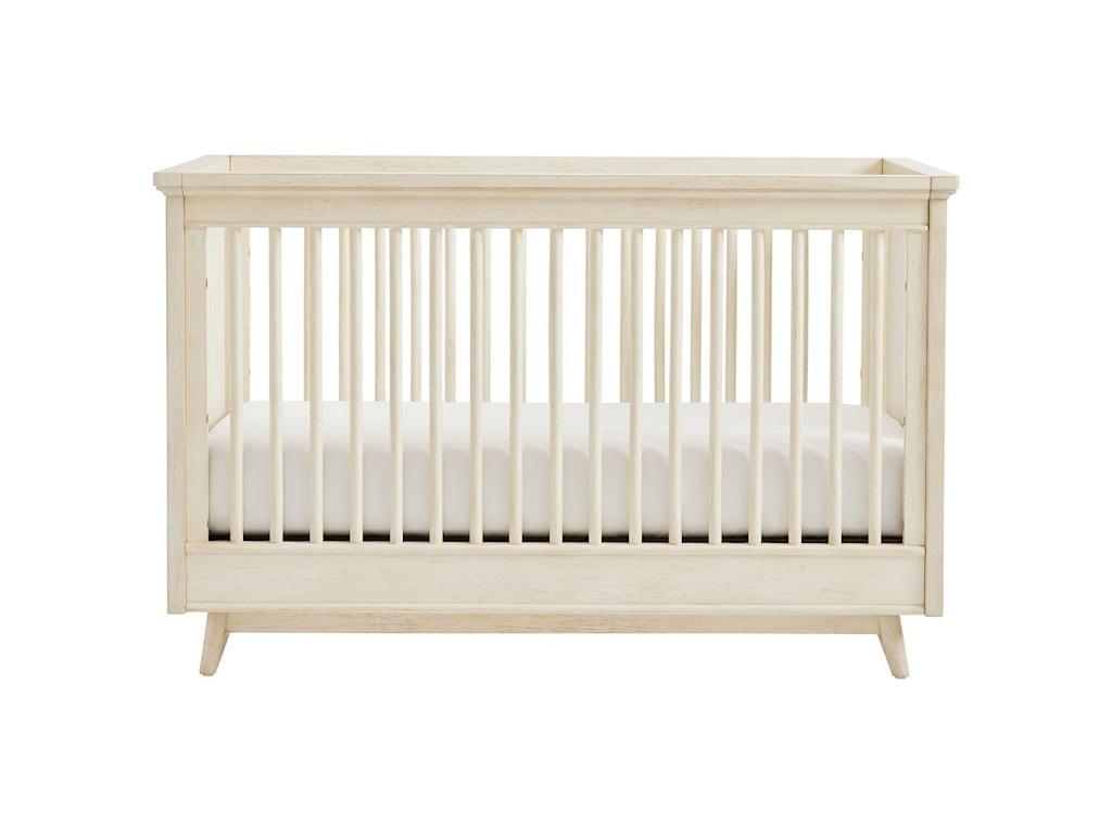 love jenny modern mid pin jungle cribs nurseries crib and midcentury styled shelves lind this nursery century