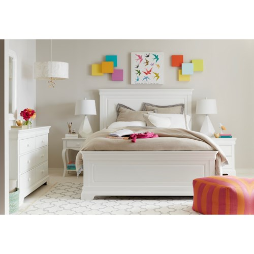 Stone & Leigh Furniture Teaberry Lane Full Bedroom Group