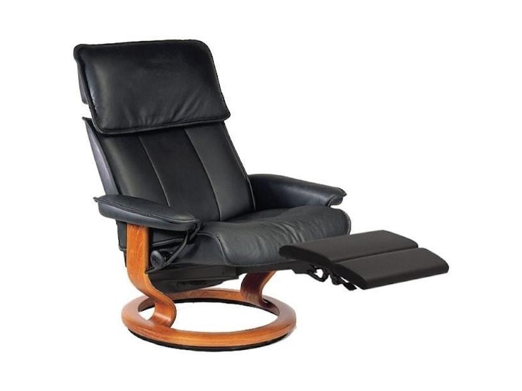 Stressless AdmiralMedium Leg Comfort Chair