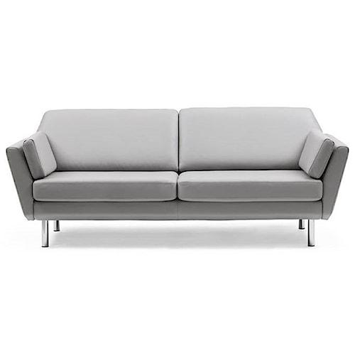 Stressless Air 3 Seater Duo Cushion Reclining Sofa
