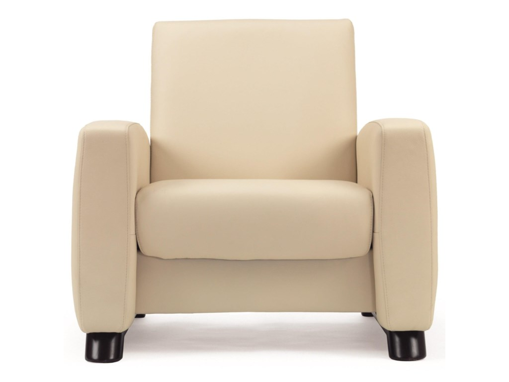 Stressless Arion 19 - A10Low-Back Reclining Chair