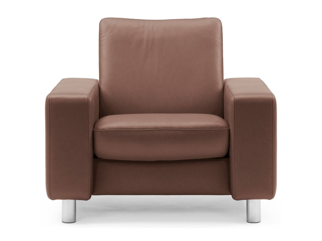 Stressless Arion 19 - A20Low-Back Reclining Chair