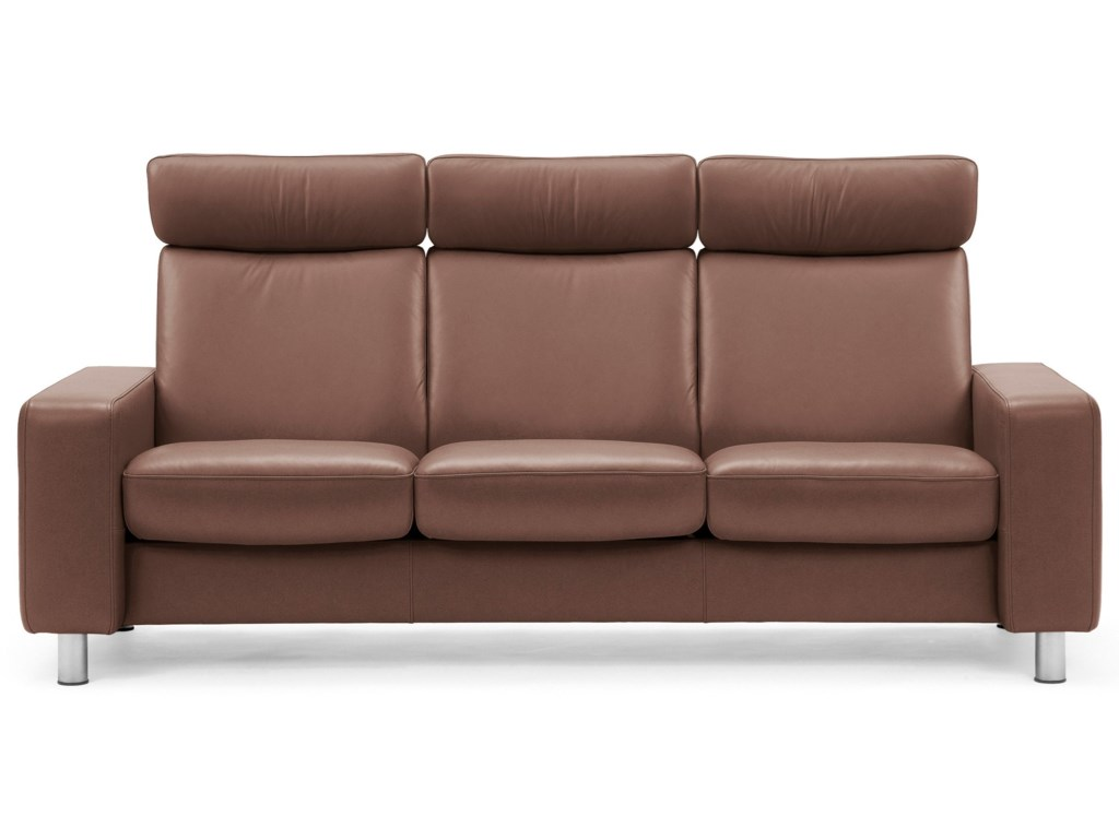 Stressless Arion 19 - A20 Contemporary High-Back Reclining ...