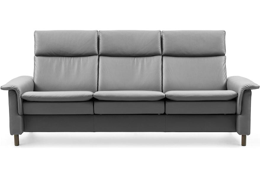 Aurora High-Back Reclining Sofa