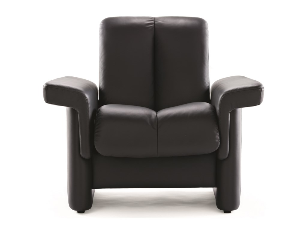 Stressless LegendLow-Back Reclining Chair