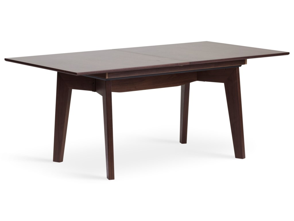 Stressless MadeiraDining Table with Integrated Leaf