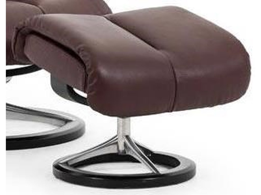 Stressless MagicSignature Base Ottoman