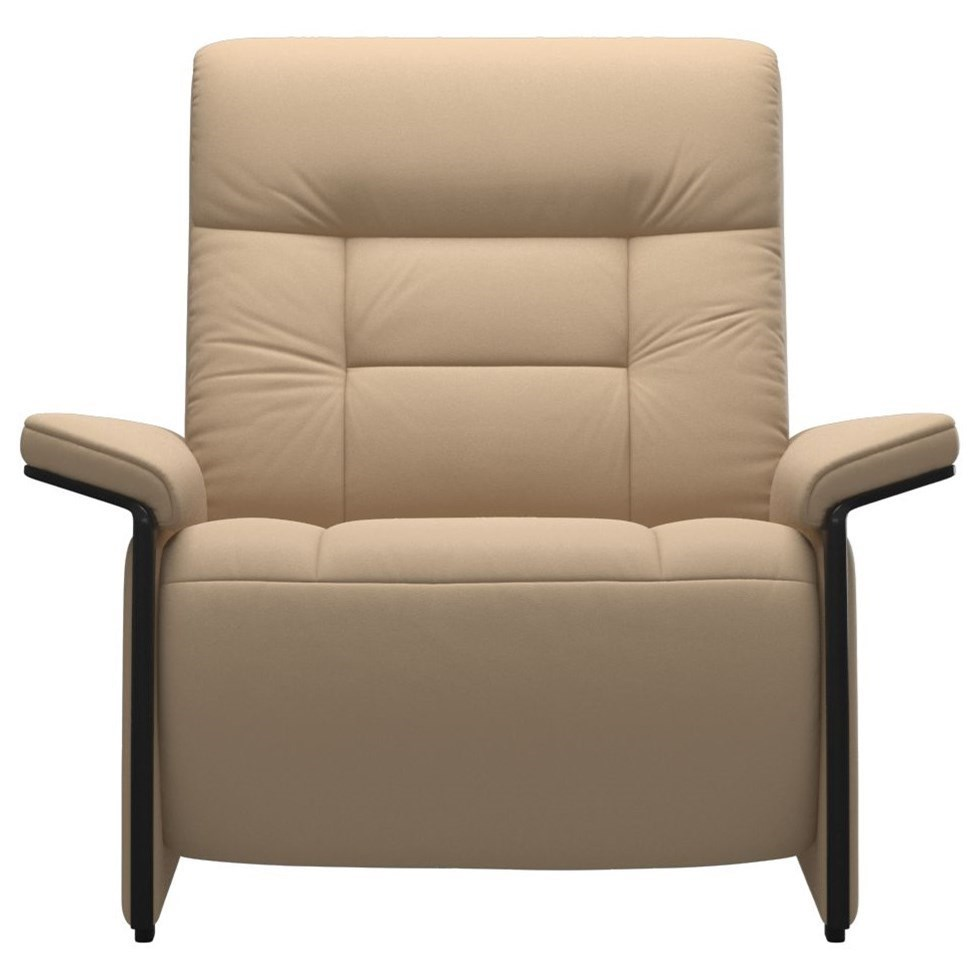 Chair with Wood Arms