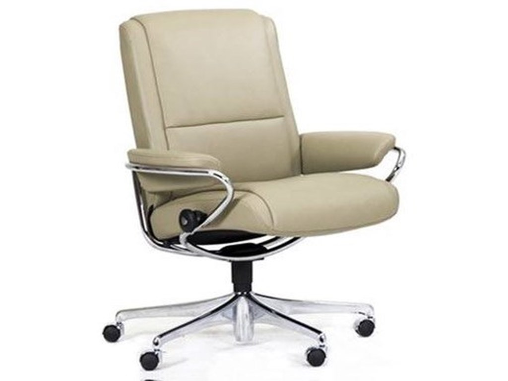 Stressless ParisLow Back Office Chair